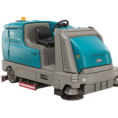 Sweeper - Scrubber