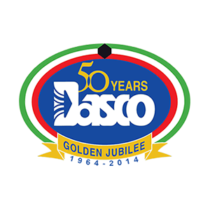 DASCO 50 years Logo