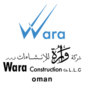 Wara Construction Co. OMAN Logo