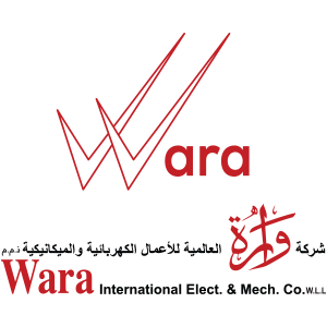 Wara International Electro Mechanical Co. Logo